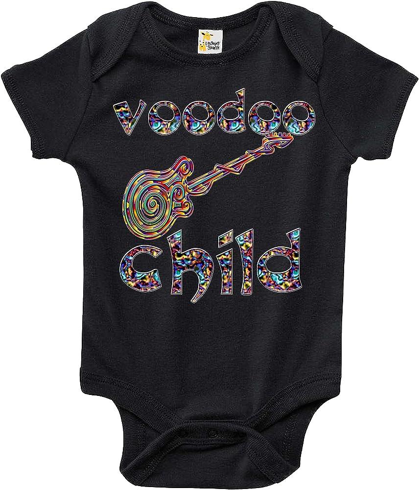Amazon.com: Voodoo Niño Body para bebé Cute Jimi Hendrix de ...