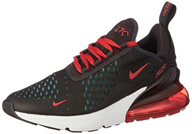 07c6b06424 Nike Women's Air Max 270 Oil Grey/Red AH6789-003 (Size: 6