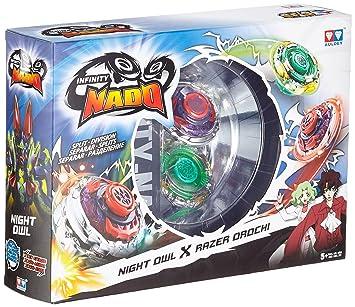 Auld eytoys yw624604 infinity combinado Night Owl Razer Orochi Juego, unisex de Child: Amazon.es: Juguetes y juegos