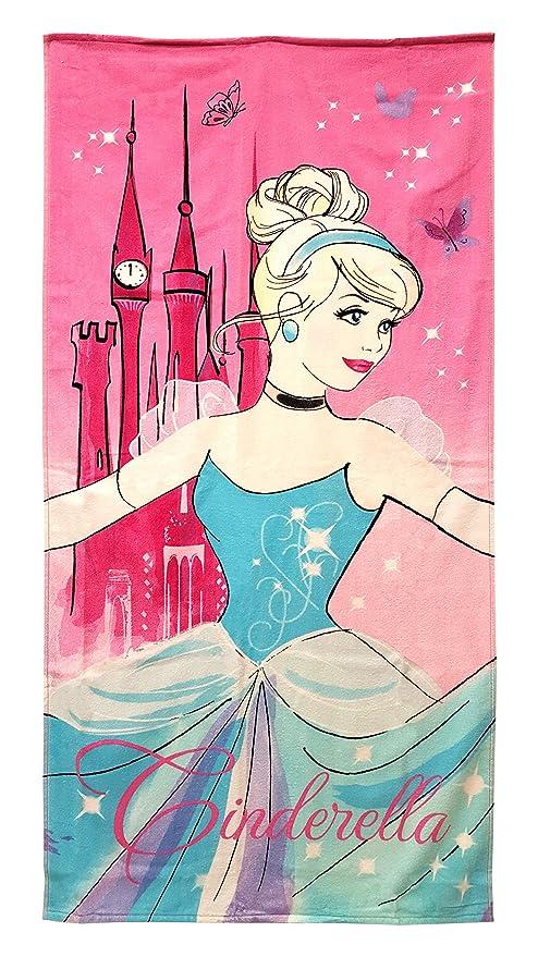 Cenicienta Disney princesa toalla de playa