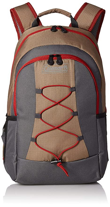 bed93a255 Amazon.com : Coleman 28-Can Backpack Cooler (Renewed) : Sports ...