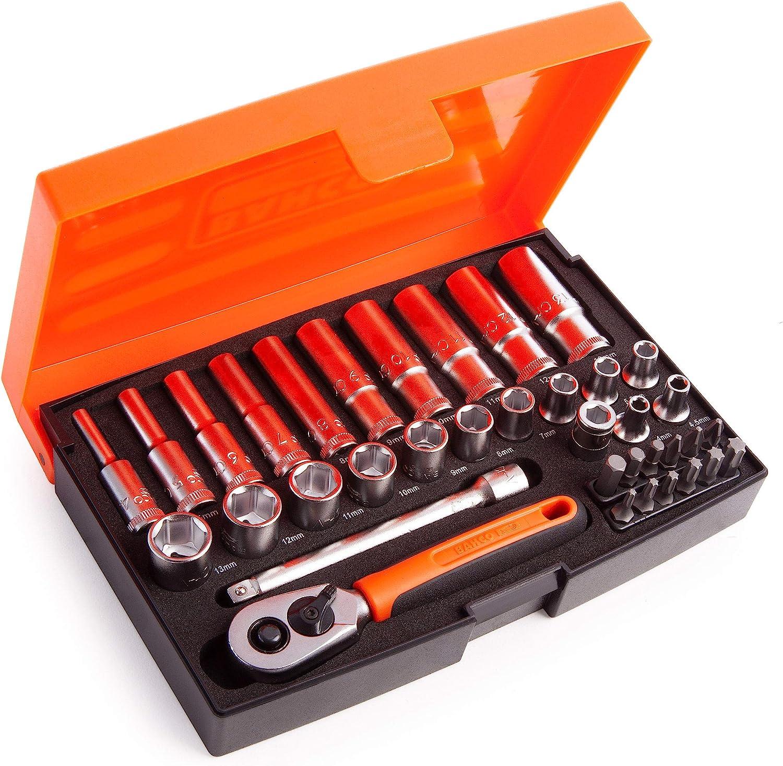 BGS 5107 Juego de puntas de vaso 3//8 entrada 10 mm 7 piezas | hex/ágono interior