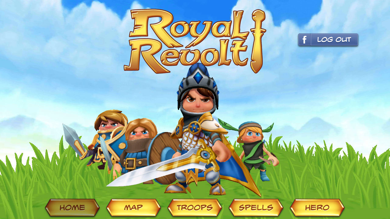 Amazon.com: Royal Revolt!: Appstore for Android