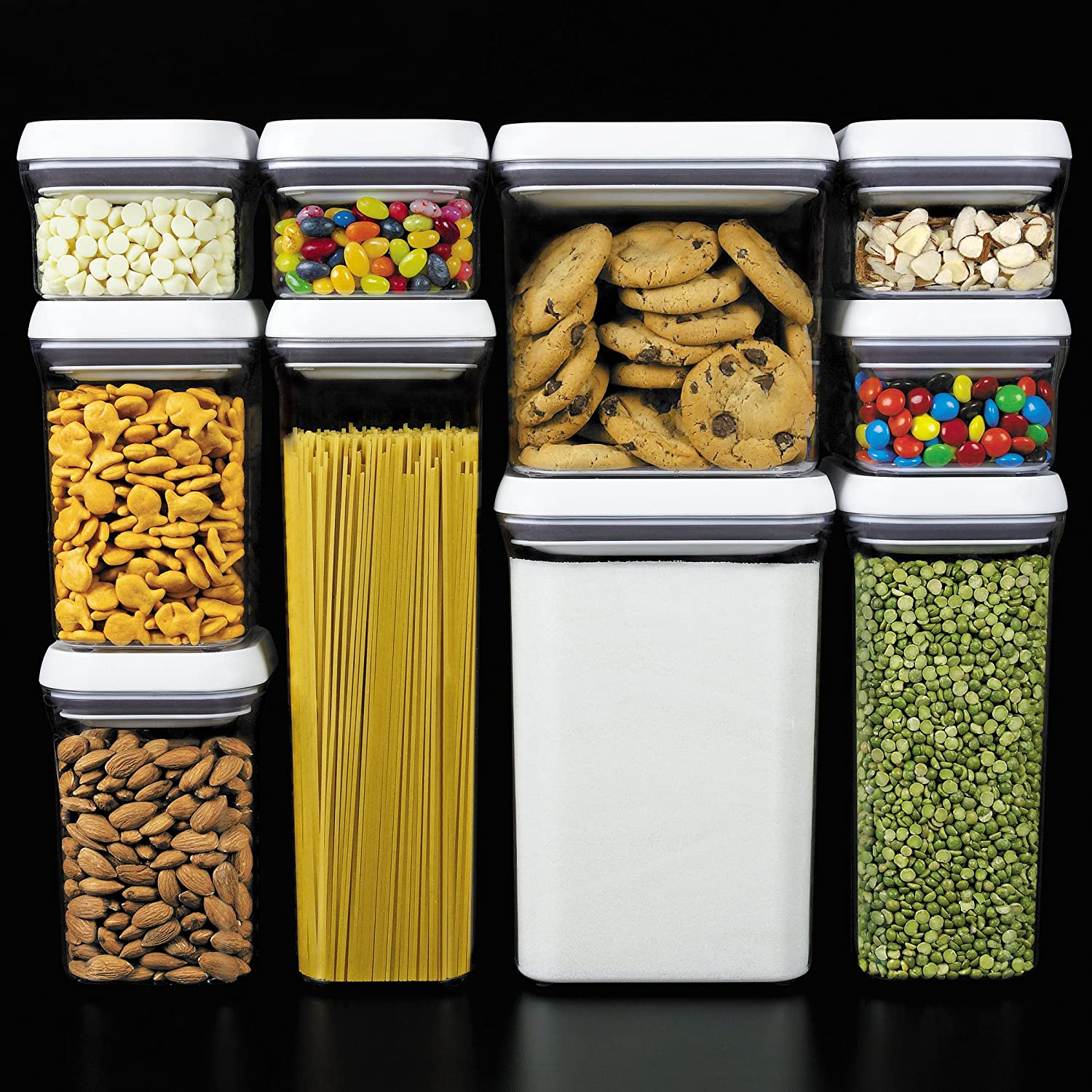 OXO Good Grips 10 Piece Airtight Container Value Set 80 Shipped