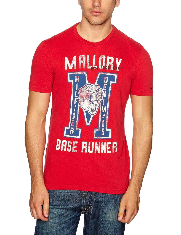 Tommy Jeans Herren 12 Arm T shirt