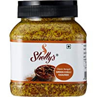 Shelly's Green Chilli Kasundi, 250g