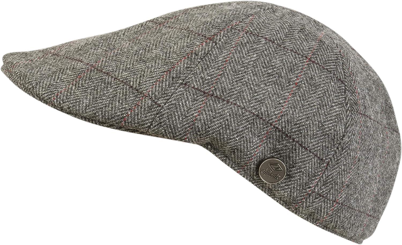 CHILLOUTS Herren /& Damen Flatcap Cap M/ütze Schieberm/ütze Schirmm/ütze Regan Hat