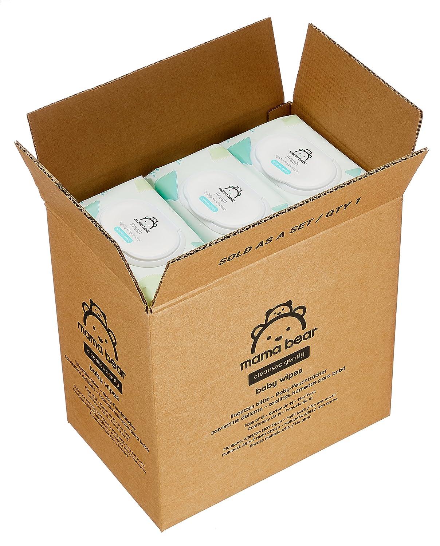 Mama Bear Fresh Toallitas Húmedas para Bebé - 15 Paquetes x 56 Toallitas (840 unidades): Amazon.es: Amazon Pantry