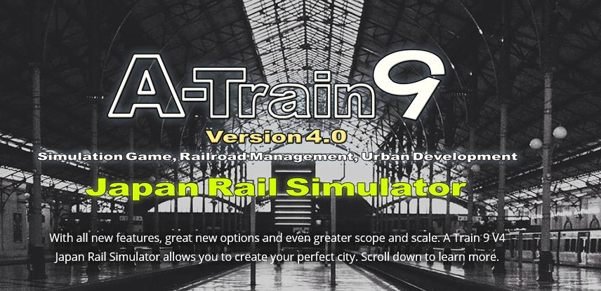 9v Trains (A-Train 9 V4.0 : Japan Rail Simulator [Online Game Code])