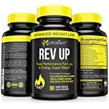 #1 Belly Fat Burner Pills for Men & Women Thermogenic Supplement + Glucomannan, Apple Cider Vinegar, Acetyl L-Carnitine, Green Tea + Best Weight Loss Appetite Suppressant, Detox & Energy Fat Burners