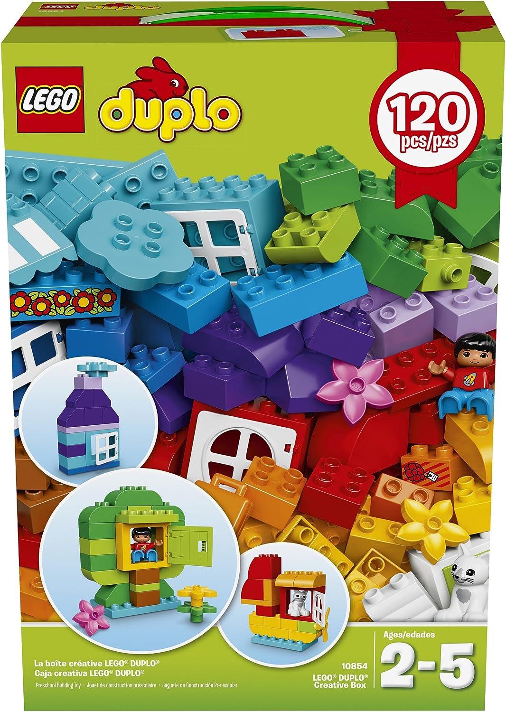 LEGO Duplo 10854 – Creativo de Piedra Caja: Amazon.es: Juguetes y juegos