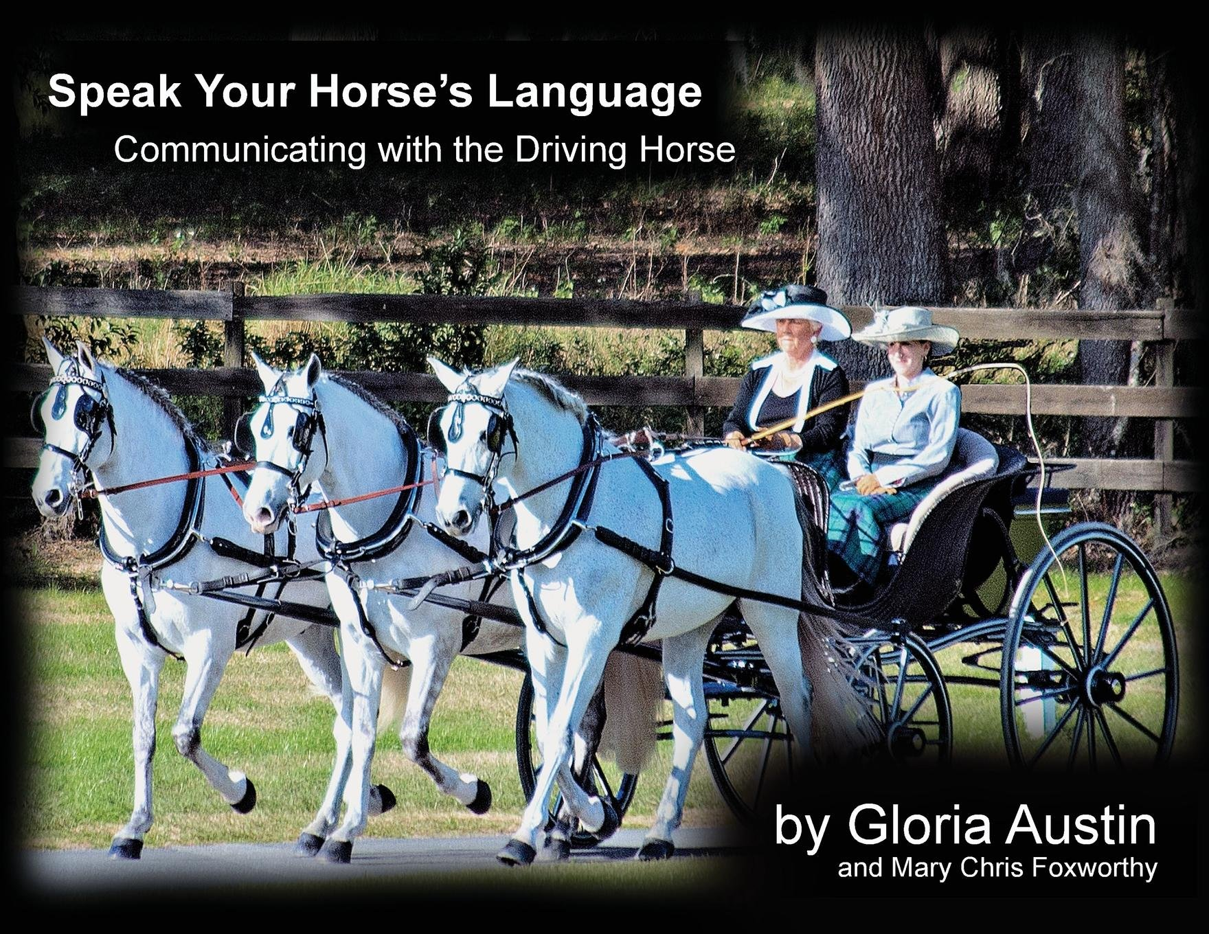Speak Your Horse's Language: Communicating with the Driving Horse by Equine Heritage Institute