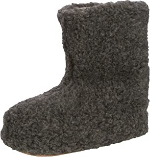 Yeti Natural Wool, Chaussons mixte adulte - Vert - Vert, 40 EUWoolsies