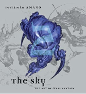 Amazonfr The Sky The Art Of Final Fantasy Slipcased Edition
