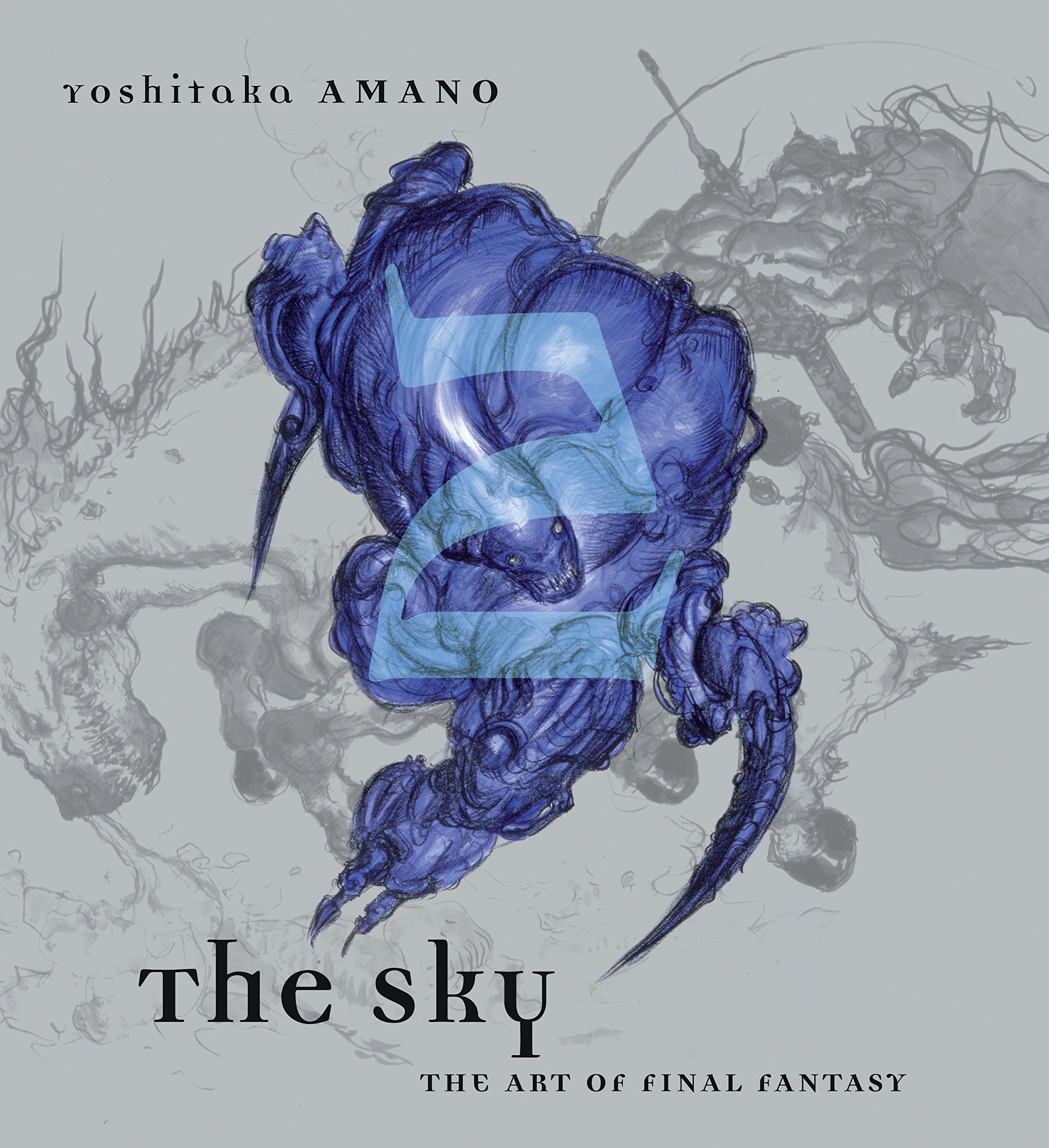 Read Online The Sky: The Art of Final Fantasy Book 2 ebook