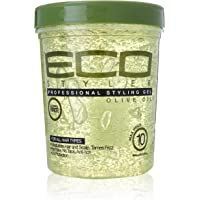 (LARGE 946ML) - Eco Styler Styling Gel Olive Oil 950 ml