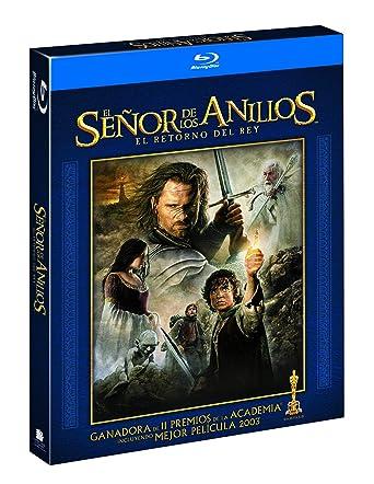 El Señor De Los Anillos: El Retorno Del Rey Ed. Cinematográfica Blu-Ray