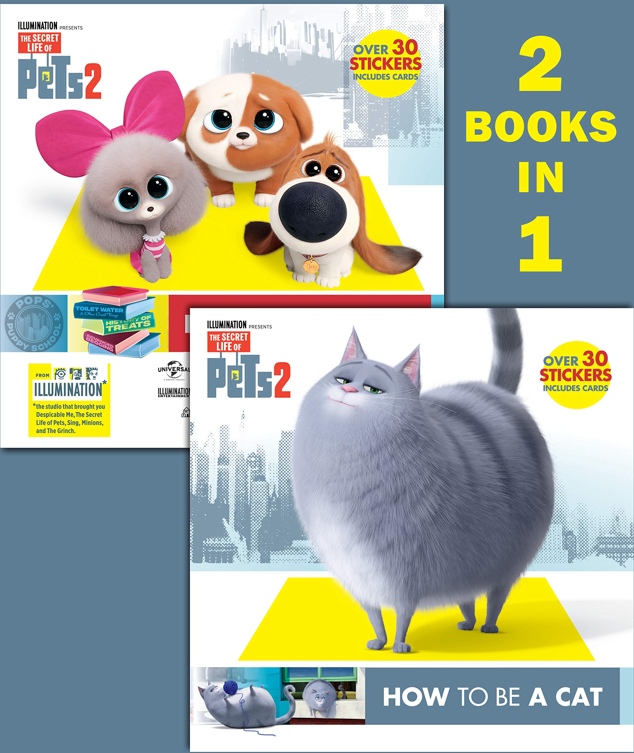 How To Be A Cat How To Be A Dog The Secret Life Of Pets 2