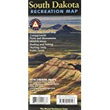 South Dakota Recreation Map (Benchmark Maps)