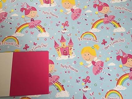 Party, diseño de chicas Princesa Cuento de hadas castillo ...
