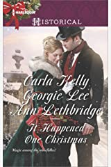 It Happened One Christmas: An Anthology (Harlequin Historical) Kindle Edition