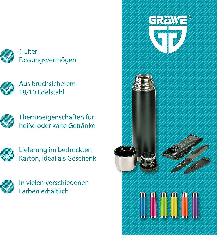 GR/ÄWE 4010094011819 Frasco t/érmico para bebida