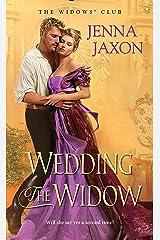 Wedding the Widow (The Widow's Club Book 2) Kindle Edition