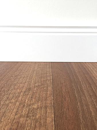 Vinylboden in 2m Breite /& 1m L/änge TAPETENSPEZI PVC Bodenbelag Holzoptik Eiche Fu/ßbodenbelag f/ür Gewerbe und Wohnbereich Fu/ßbodenheizung geeignet Vinyl Plankenstrapazierf/ähig /& pflegeleicht