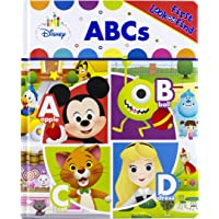 Disney Baby Mickey Mouse, Dumbo, and More! - ABCs First Look & Find - PI Kids (First Look and Find)