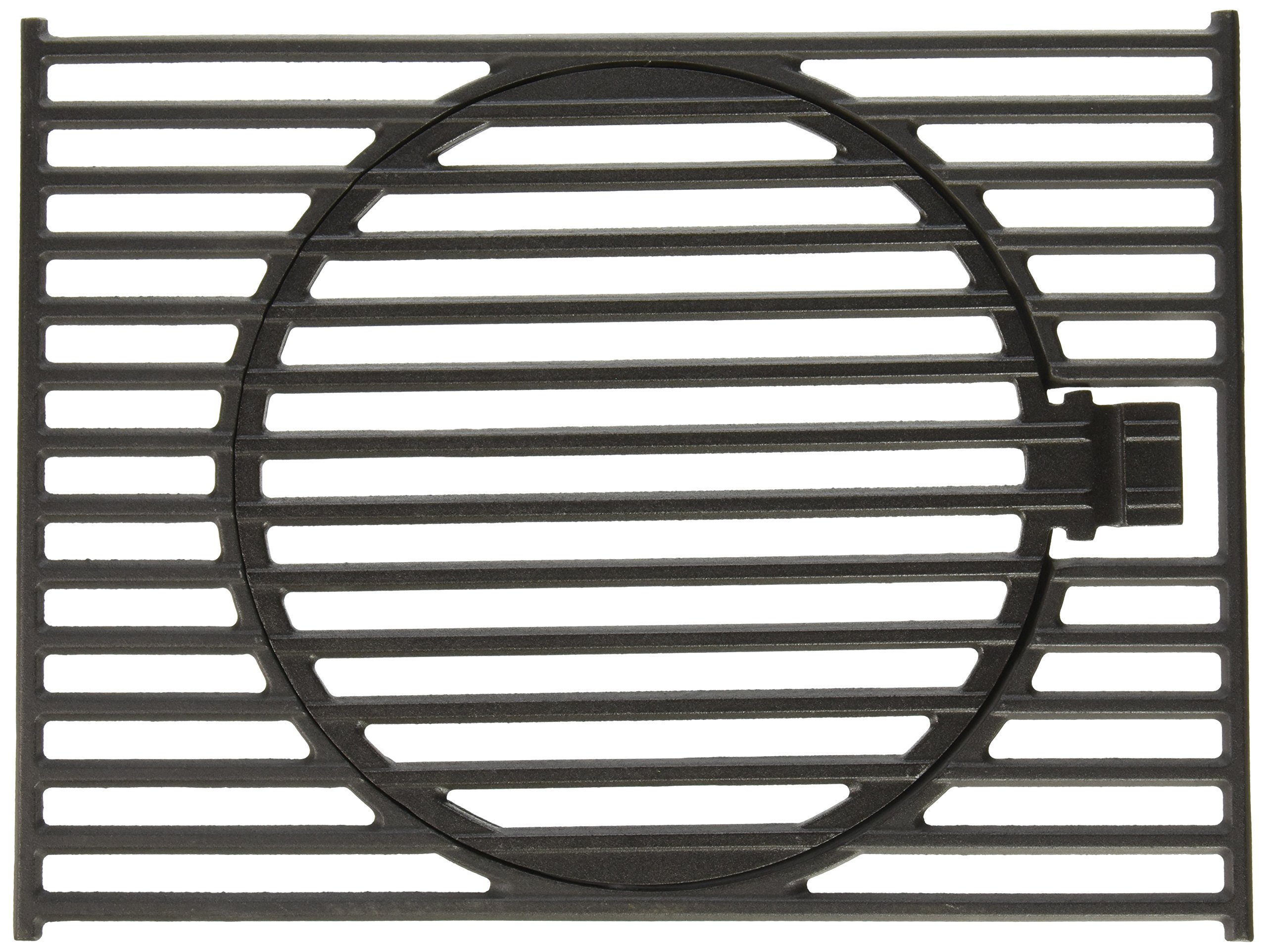 Music City Metals 64332 Matte Cast Iron Cooking Grid Replacement for Gas Grill Model Stok SGP4330SB, Set of 2 by Music City Metals