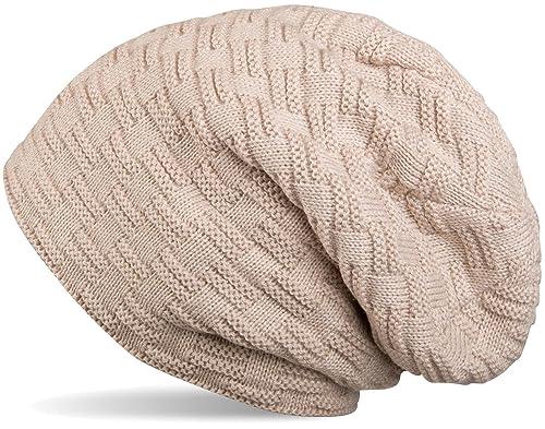 styleBREAKER –  Berretto in maglia  – Basic – Donna