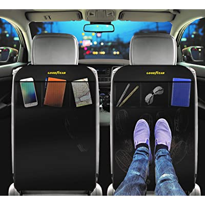 Goodyear GY1219 Kick Seat Protector: Automotive