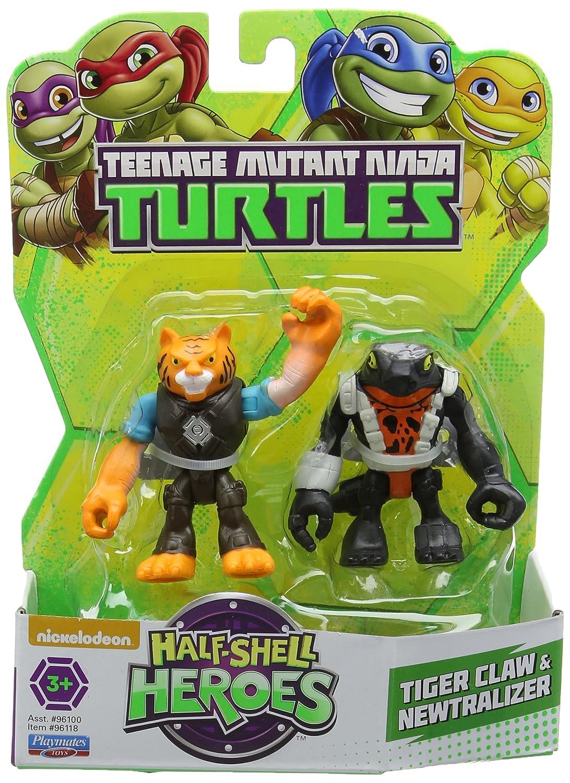 Teenage Mutant Ninja Turtles Tiger Claw y neutralizador de ...