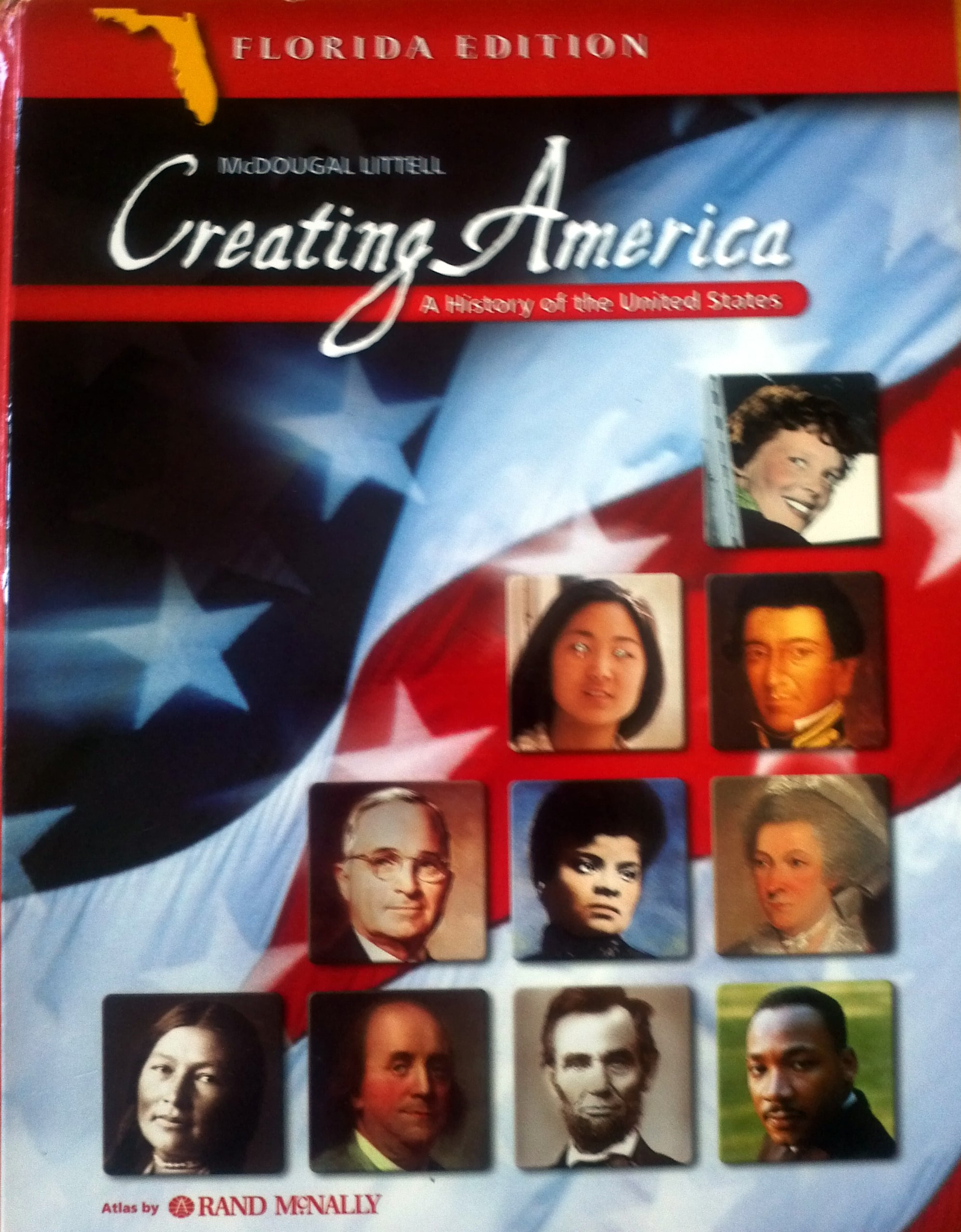 Download McDougal Littell Creating America Florida: Student Edition Grades 6-8 A History of the United States 2005 ebook