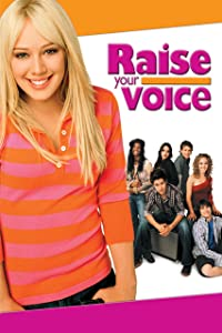 Raise Your Voice Hilary Duff product image