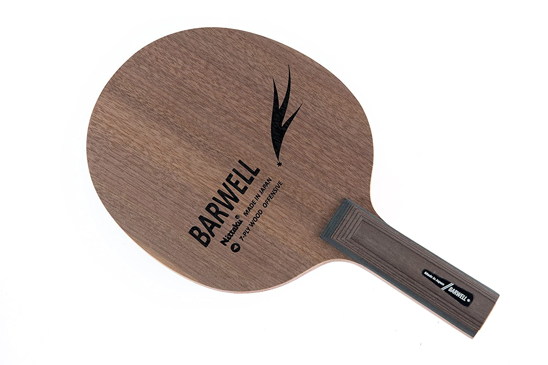 Nittaku Barwell FLテーブルテニスラケット   B01JYQ7IKU