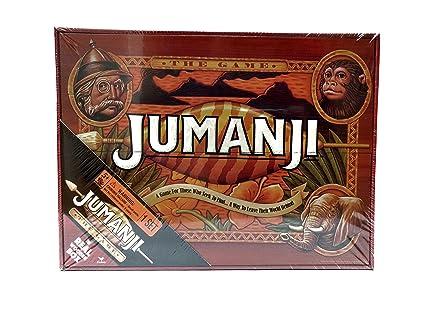 Cardinal 6041476 Jumanji The Game In Real Wooden Box