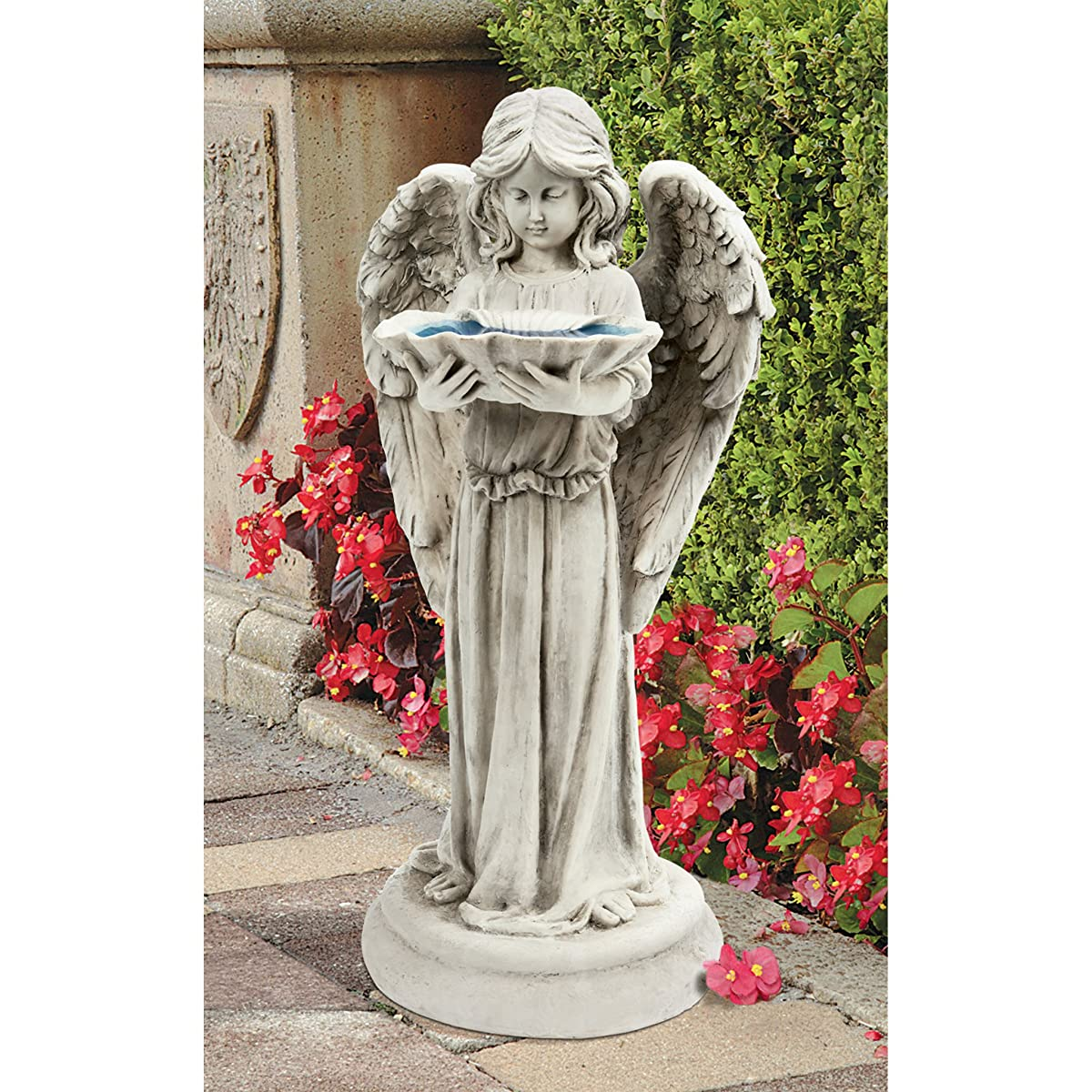 Design Toscano Tranquil Guardian Angel Statue