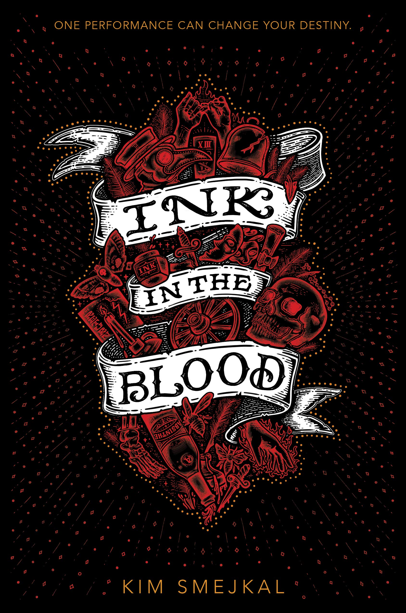 Amazon.com: Ink in the Blood (Ink in the Blood Duology ...