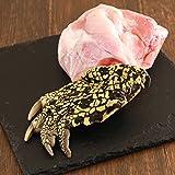 クロコダイル(ワニ肉)ワニ足 骨付き足 Crocodile Legs Bone-in (400g)
