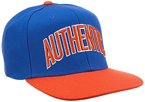 Vans Authentic Snapback Cap Classic Blue: Amazon.es: Ropa y accesorios