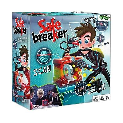Spy Code Safe Breaker: Toys & Games