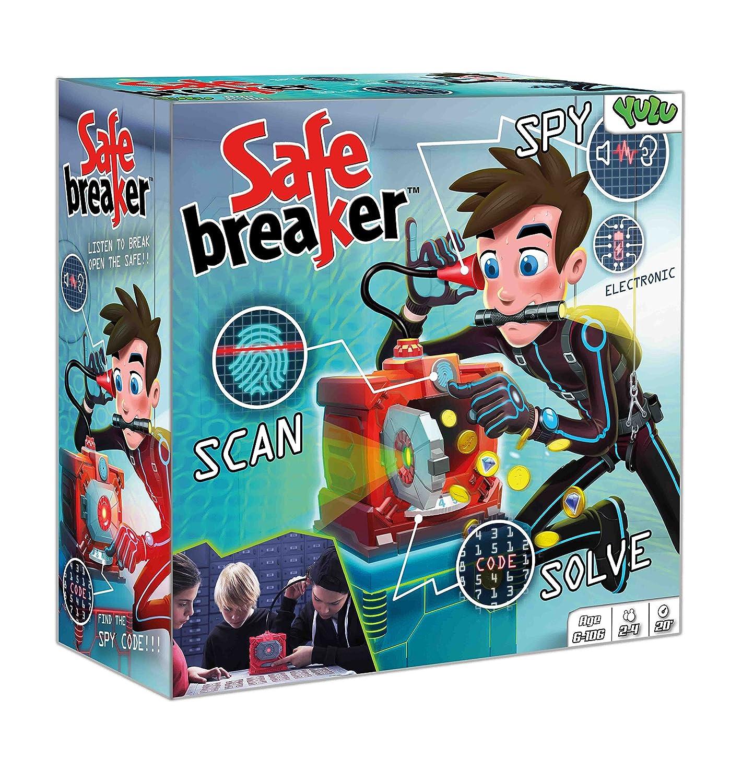 Safe Breaker Edizione: Regno Unito