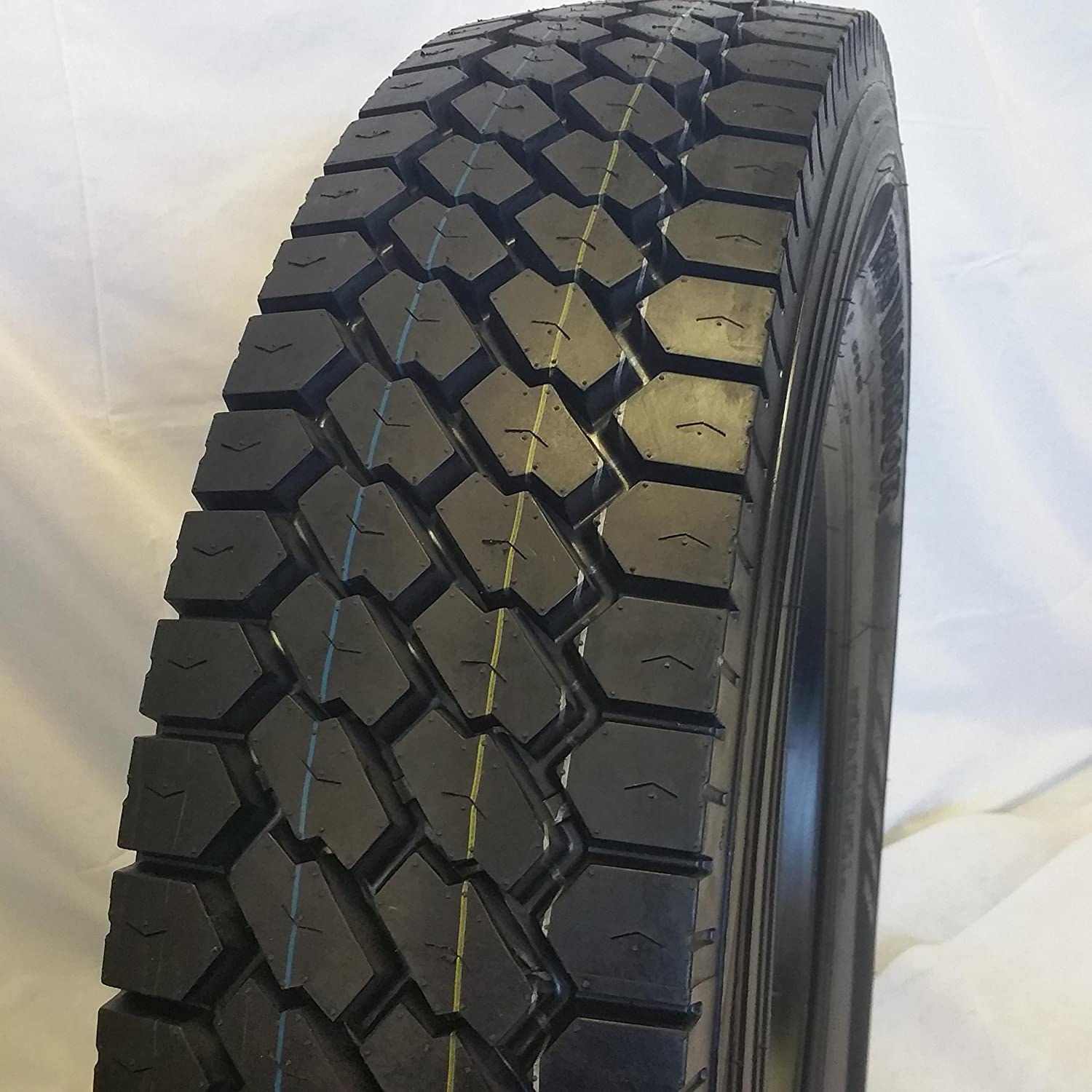 11R24.5 ROAD WARRIOR 607 RADIAL (8 - DRIVE TIRES) 16 PLY RATING ROAD WARRIOR TIRES