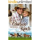 Cowboy Ranch: Clean & Wholesome Cowboy Romance (Triple J Ranch Book 2)