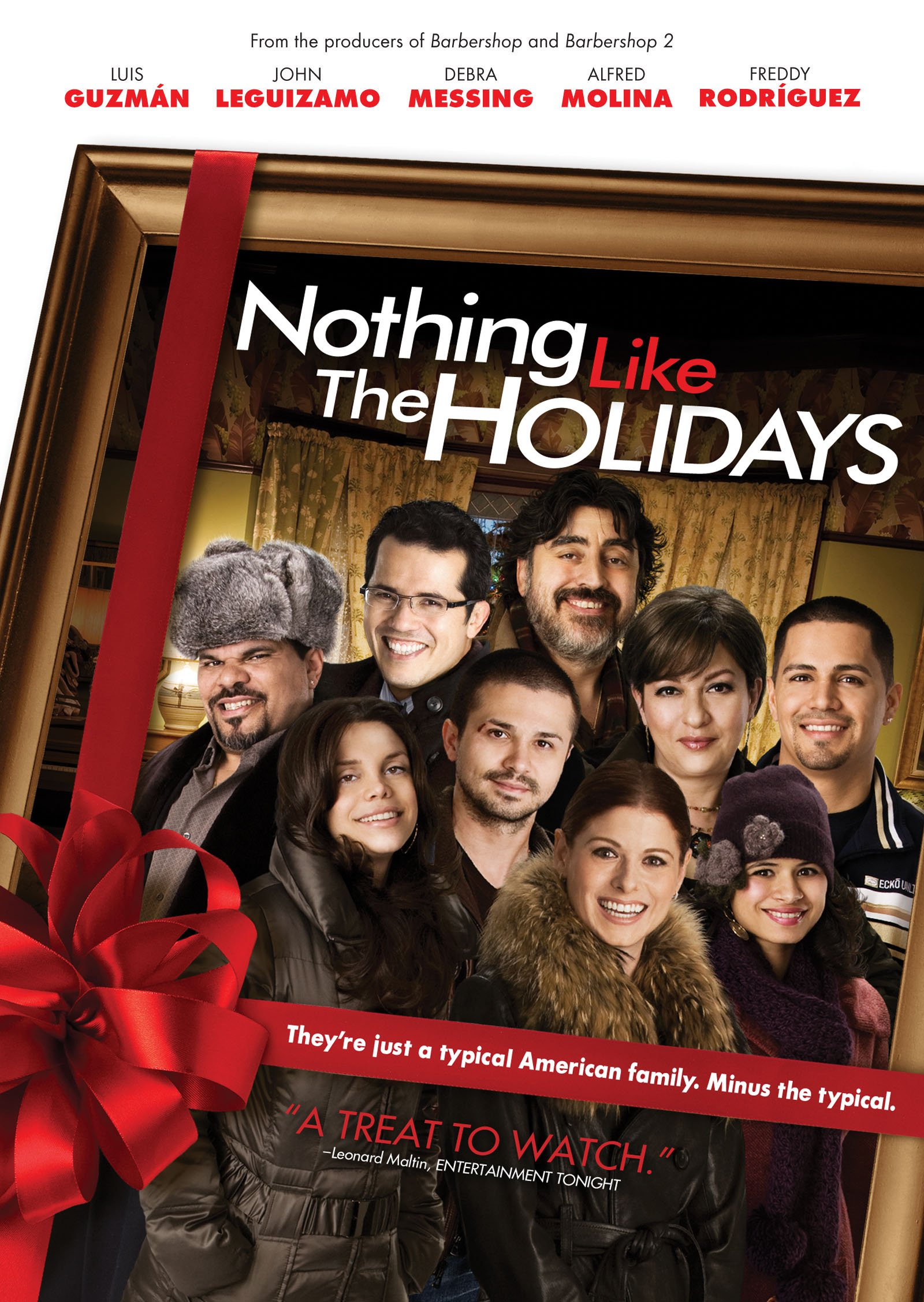 Nothing Like the Holidays (Widescreen, Repackaged)