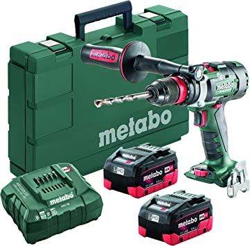 Metabo BS 18 LTX-3 BL Q I 2x 5.5Ah LiHD kit featured image 1
