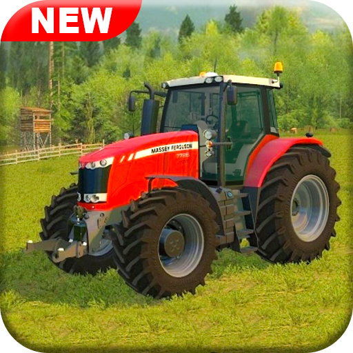 Real Tractor Farming Games Thresher Simulator 2018 (Farm Tractor Games)