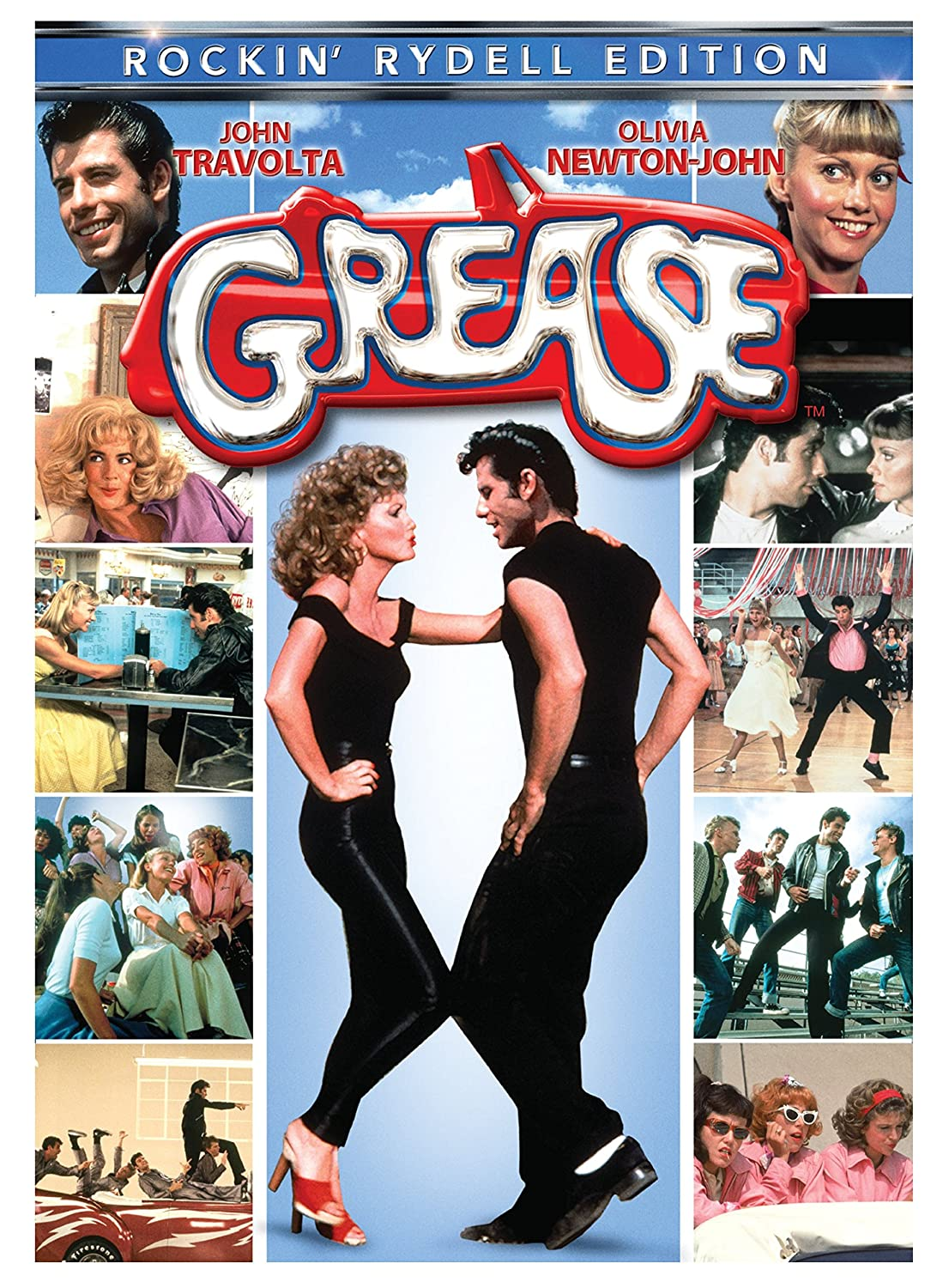 Amazon Com Grease Various Various Movies Tv