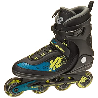 K2 Skate Men's Kinetic 80 Inline Skate : Toys & Games